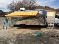 1967 Airstream Safari 22 - Texas