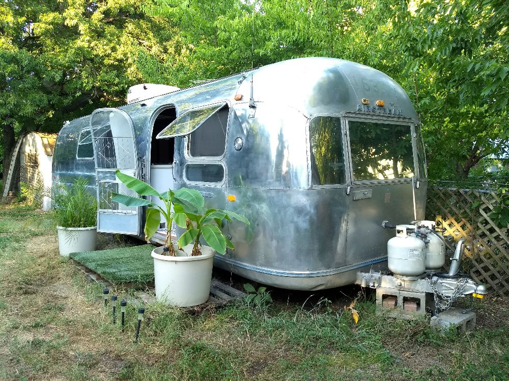 1969 Airstream Sovereign 31 - Texas
