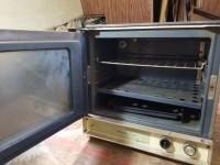 Magic Chef Airstream Custom Oven