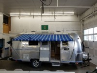 1977 Airstream Globetrotter 21 - Washington