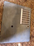 Atwood Water Heater Cover