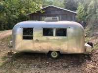 1965 Airstream Globetrotter 20 - Arkansas