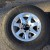 15-inch Sendel wheels and tires