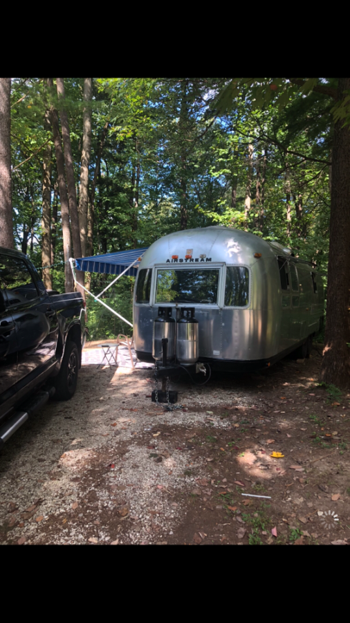 1973 Airstream Sovereign 31 Indiana