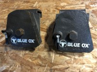 "Two ""Blue Ox"" Weight Distribution ""Chain Grabbers"""