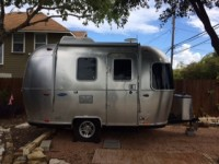 2017 Airstream Sport 16 - Texas