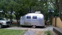1968 Airstream Caravel 17 - Texas