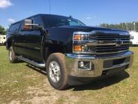 2016 Chevrolet 2500 4X4 6.0L Gas