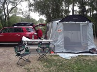 Side Tent for Airstream Basecamp