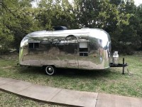 1958 Airstream Flying Cloud 22 - Texas