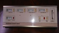 Airstream Metering Panel