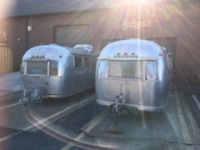 31 foot Airstreams to export 70's only