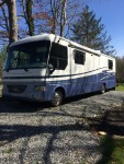 2000 Airstream Land Yacht XL 35 - North Carolina