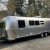 2013 Airstream 30 Bunk - Side View - outdoor shower