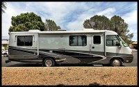 2005 Airstream Land Yacht Gas 30 SL 30 - New Mexico