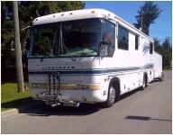 1996 Airstream Clipper Bus 36 - British Columbia