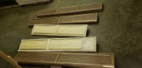 Tambour Doors/Faces lots of other parts '75 Sov, can ship!