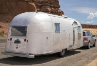 1958 Airstream Caravanner 22 - California