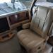 ultra leather passenger seat