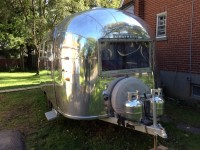 1963 Airstream Globetrotter 19 - Quebec