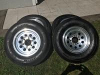 15″ Wheels & Tires