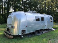 1966 Airstream Ambassador 28 - North Carolina