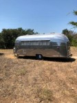 1955 Airstream Safari 22 - Texas
