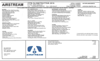 2019 Airstream Globetrotter 27 - New Mexico