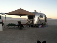 1964 Airstream Globetrotter 19 - New Mexico