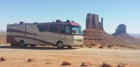 2005 Airstream Land Yacht 390 XL 396 39 - New Mexico