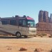 Airstream at Monument Valley Condensed