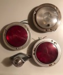 Ceiling Lamp & Tail Lights