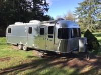 2013 Airstream Classic 30 - Oregon